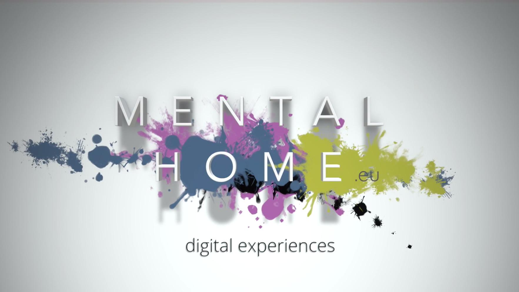 Mental Home - digital experiences (Logo)